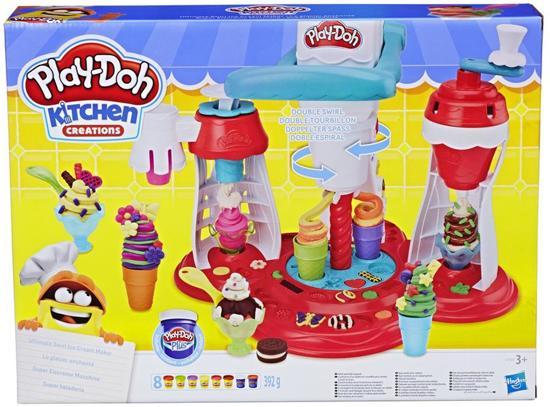 Play-Doh Ultieme IJsmachine - Klei Speelset