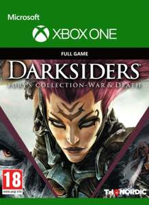 Darksiders Fury's Collection - War and Death (Xbox One) @ Xbox Store