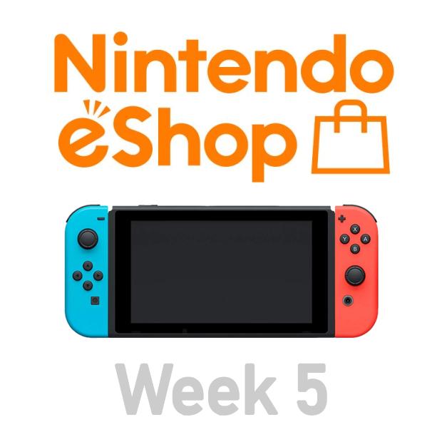 Nintendo Switch eShop aanbiedingen 2020 week 5