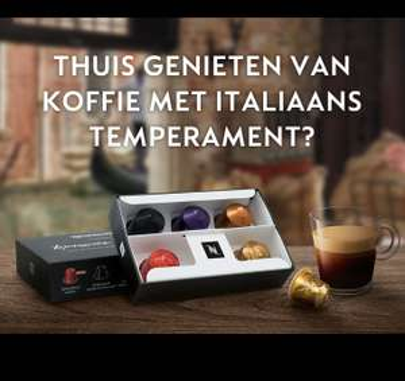 Gratis Nespresso proefkit (met 5 capsules)