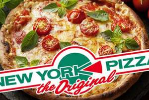 New York pizza 2e pizza gratis in sommige filialen