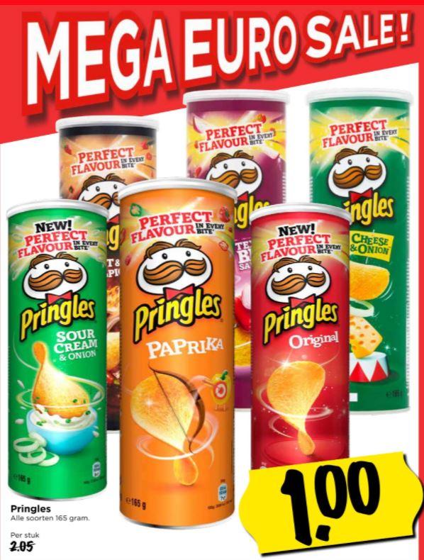 Mega euro sale @Vomar