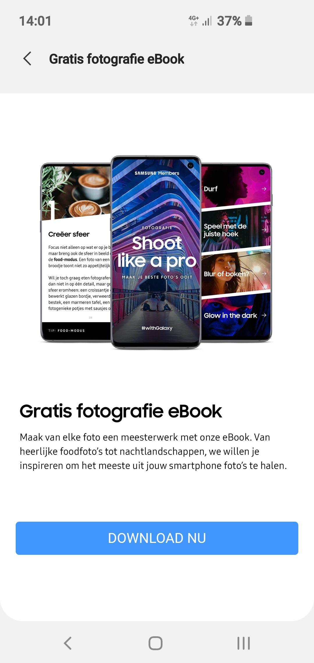 Gratis fotografie Ebook EPUB/PDF