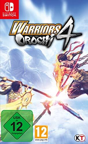 Switch - Warriors Orochi 4 - Amazon DE