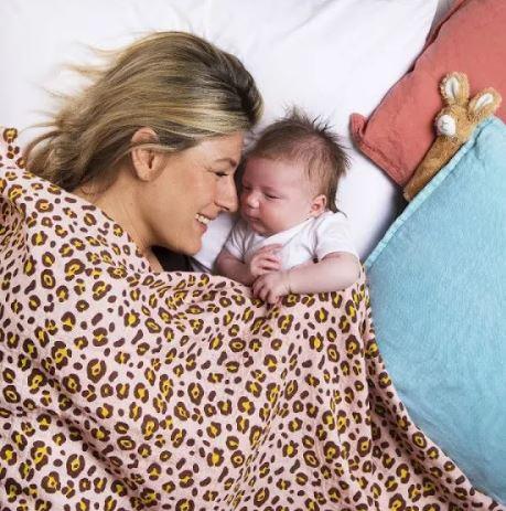 Briljant Baby Hydrofiel Laken 140x200 (was €22,49) @ Bol.com