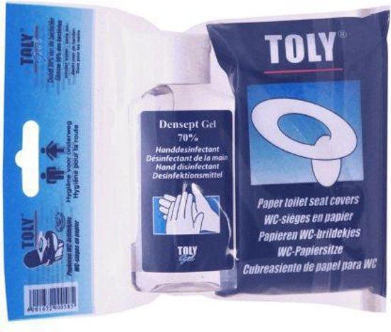 Toly Hygiene set €1,29 @ Bol.com
