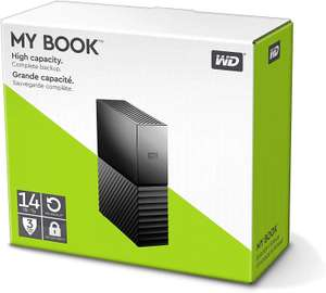 WD My Book 14TB Desktop Hardeschijf