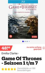 Game Of Thrones - Seizoen 1-7 Blu-ray