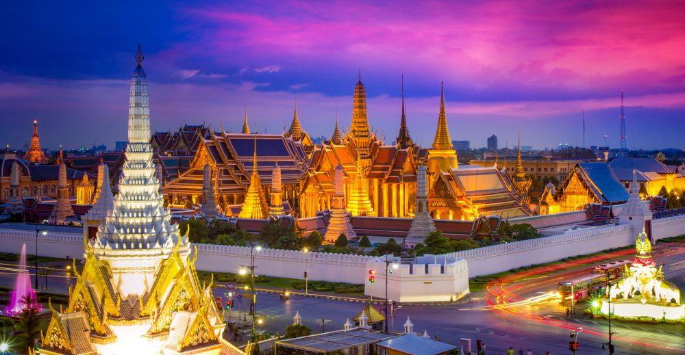 Rechtstreekse open-jaw Amsterdam - Bangkok / Hong kong - Amsterdam 2020-2021