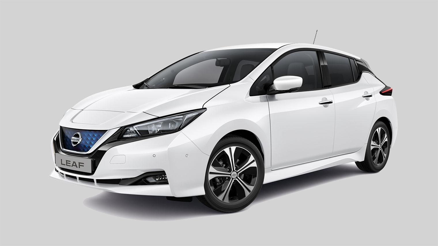 Private Lease Elektrische Nissan Leaf vanaf 319€ per maand