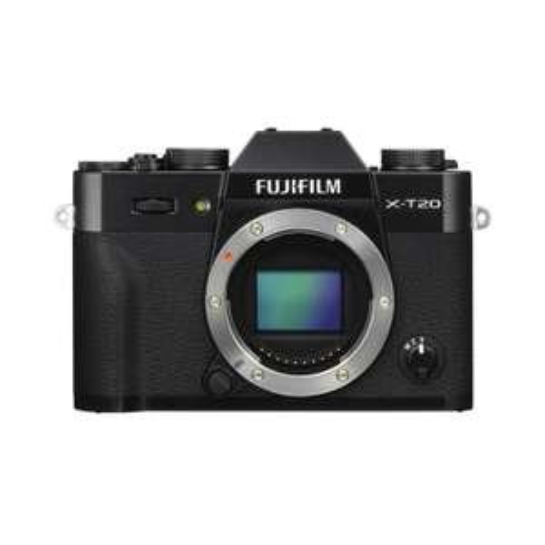 Fujifilm X-T20 systeemcamera voor €448,99 @ Calumet Photographic B.V.