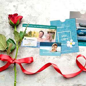 Dagentree sauna cadeau bij aankoop van Wellness Giftcard t.w.v. €25 [Elysium, SpaPuur, Zwaluwhoeve, Veluwse bron, SpaSense, SpaWeesp, e.a.]