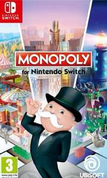 Monopoly voor de nintendo switch ~ E - shop