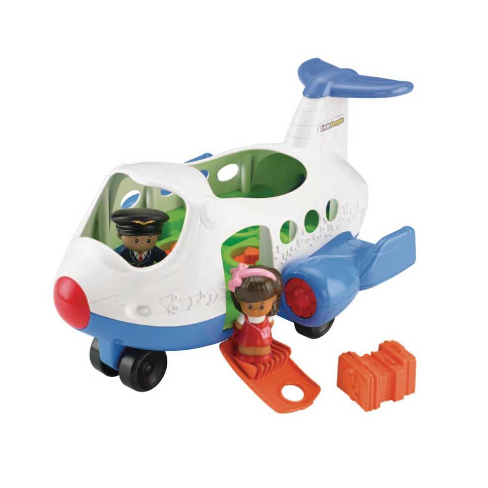 Fisher-Price Little People vliegtuig voor €9,99 @ Bart Smit