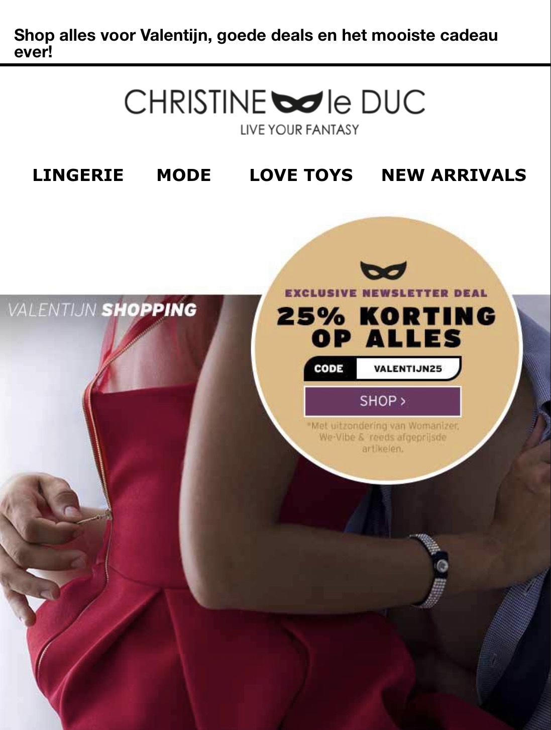 Valentijn Christine Le Duc