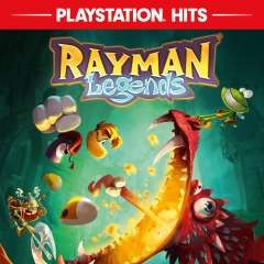 PS4 Rayman Legends - PS Store