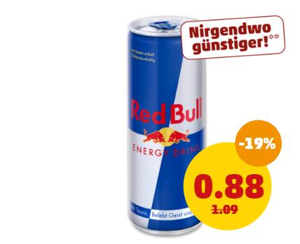 [GRENSDEAL DE] Red Bull (diverse varianten) @Penny en @Netto