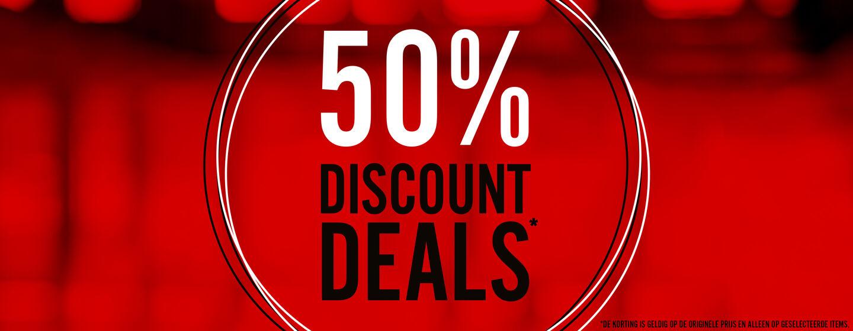 50 % Discount Deals @ Sooco