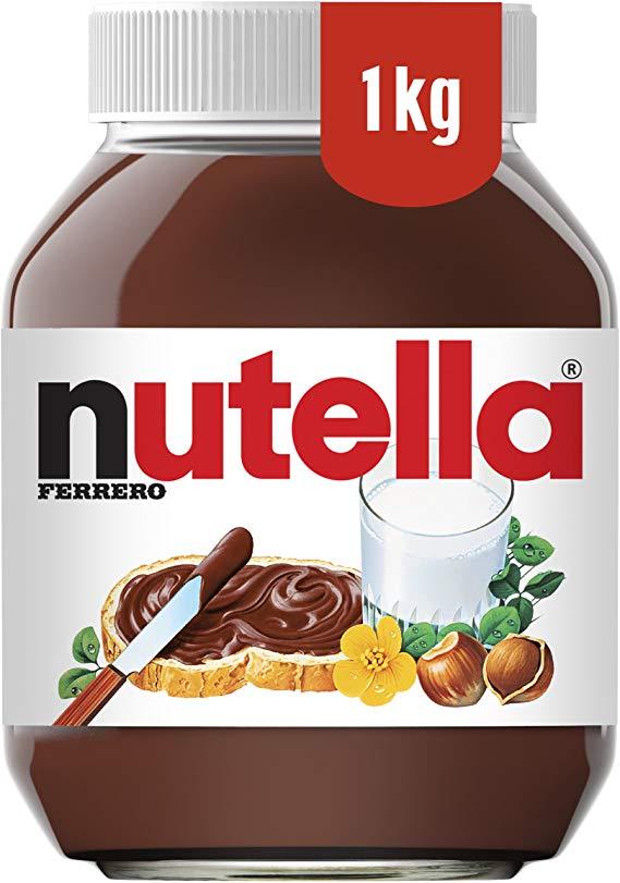 [GRENSDEAL DE] Nutella 1 kilo @Netto