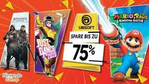 [Nintendo Switch] Ubisoft Publisher Sale in de Nintendo Eshop