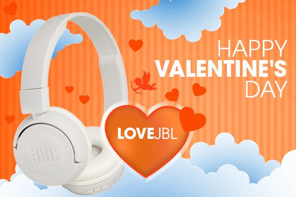 Gratis JBL T450BT White headset bij bestellingen vanaf €99,99 @ JBL