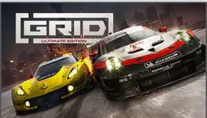 GRID-Ultimate edition @Humble Bundle voor Steam
