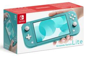 Nintendo Switch Lite voor €199,-