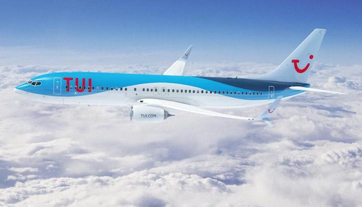 10% korting op vluchten van TUI Belgie (ook in de zomervakantie)