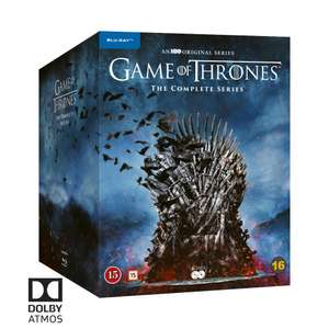 Game of Thrones Complete Serie blu-ray (Import)
