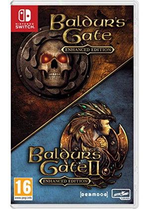 Baldur's Gate 1 & 2 Enhanced Edition (Nintendo Switch)