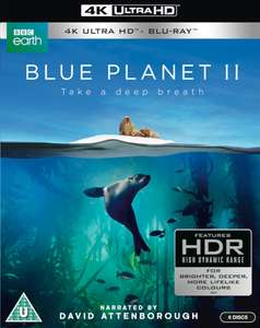 Blue Planet 2 (4K Ultra HD Blu-ray)