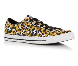 [UPDATE] Nu ook in zwart - Converse All Star OX met print nu €19,50 @ De Bijenkorf