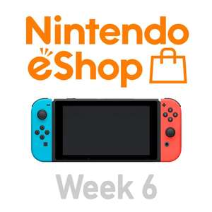 Nintendo Switch eShop aanbiedingen 2020 week 6