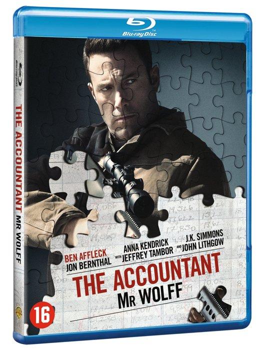 The Accountant (Blu-ray) @ Bol.com