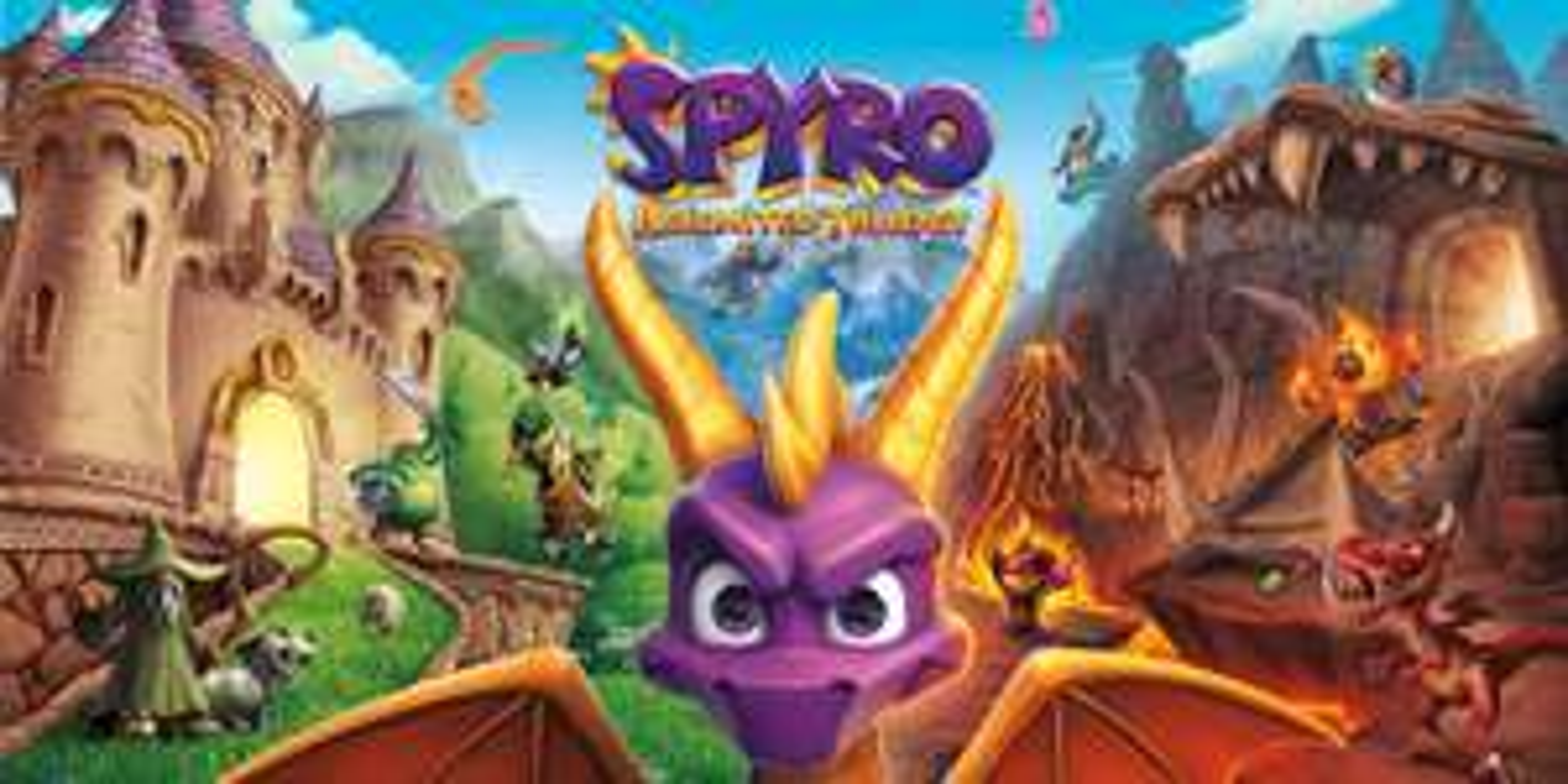 Spyro Reignited Trilogy Switch Game voor €19,99 @ Nintendo eShop NL