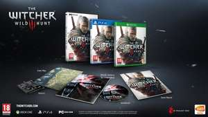 The Witcher 3: Wild Hunt Premium Edition PS4 voor €39,99 @ GameResource