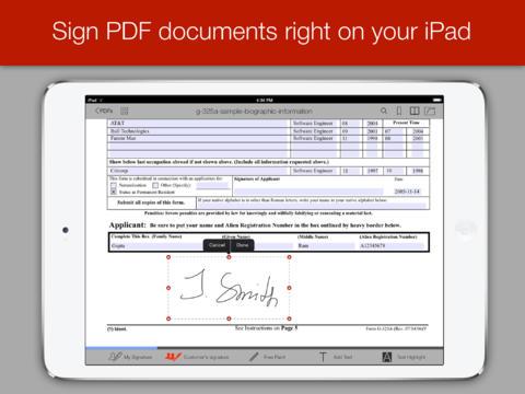 PDF Forms app t.w.v. €7,99 gratis @ App Store