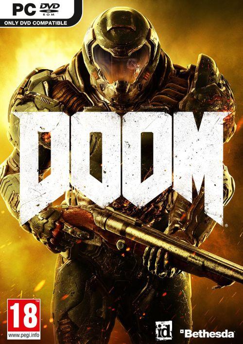[Dagdeal] DOOM voor PC (Steam) nu €3,59 @ cdkeys