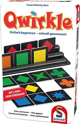Qwirkle mini formaat (DU) kartonnen versie €4,99 @ amazon.de