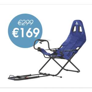 Playseat Challenge racestoel (PlayStation editie) @ PlayseatStore