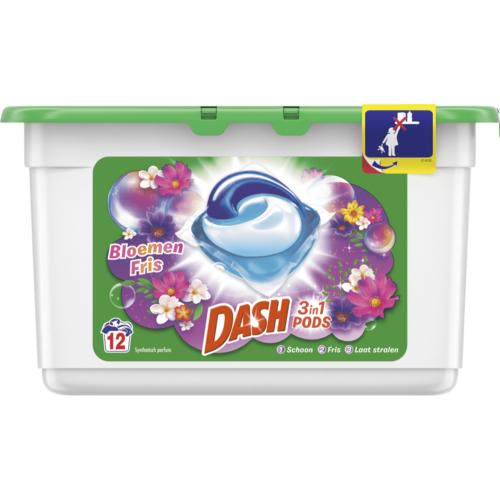Dash wasmiddel (pods) 5 voor 10 euro @ Dirk
