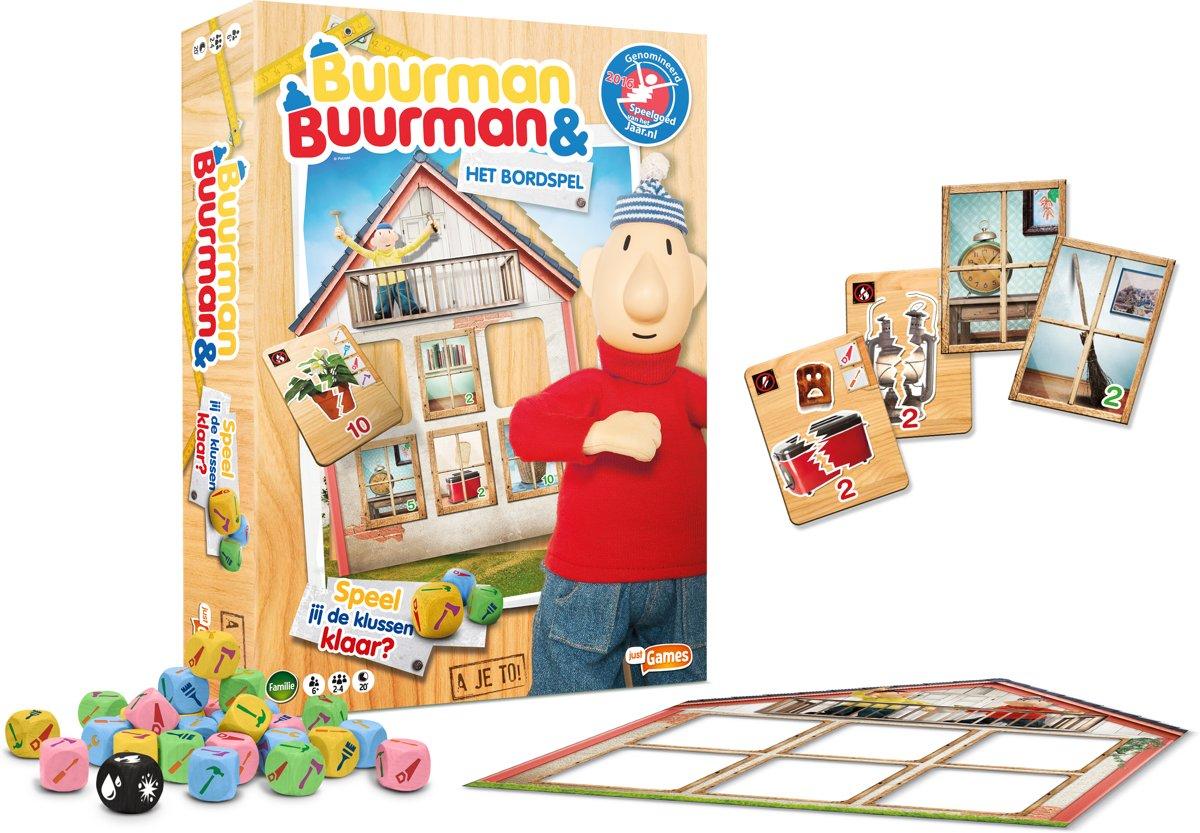 Buurman & Buurman Het Bordspel voor €5,39 @ Bol.com