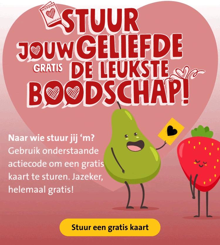 Gratis kaart + postzegel (alleen geldig via mailtje) @ Kaartje2go