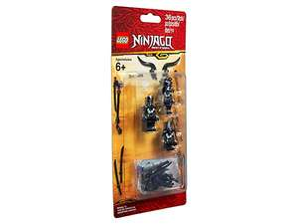 [LOKAAL] LEGO STORE Utrecht | 50% korting op NINJAGO® accessoireset 2019 (853866) & Sleutelhanger Peperkoekmannetje