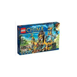 LEGO LEGENDS OF CHIMA - 70010 DE LEEUWEN-CHI-TEMPEL