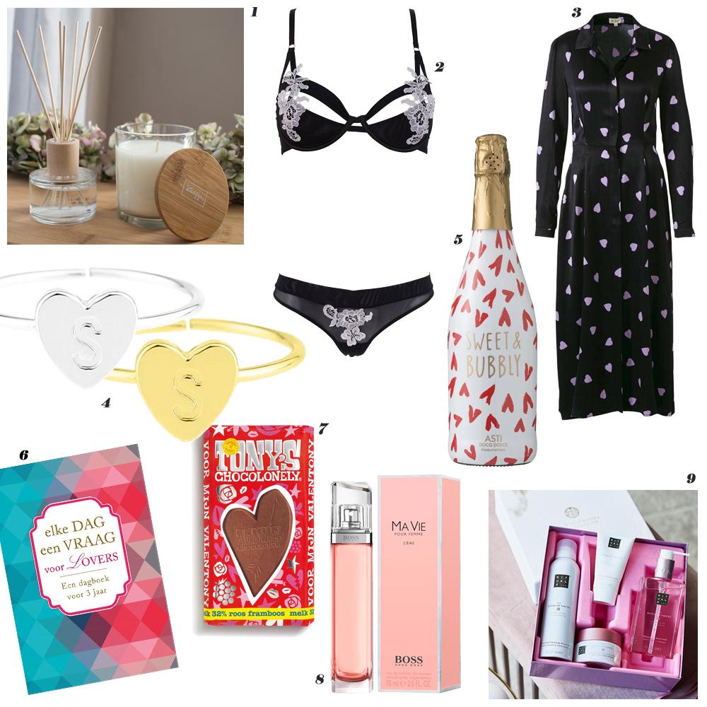 Valentijnsdag: 18 cadeautips voor hem & haar
