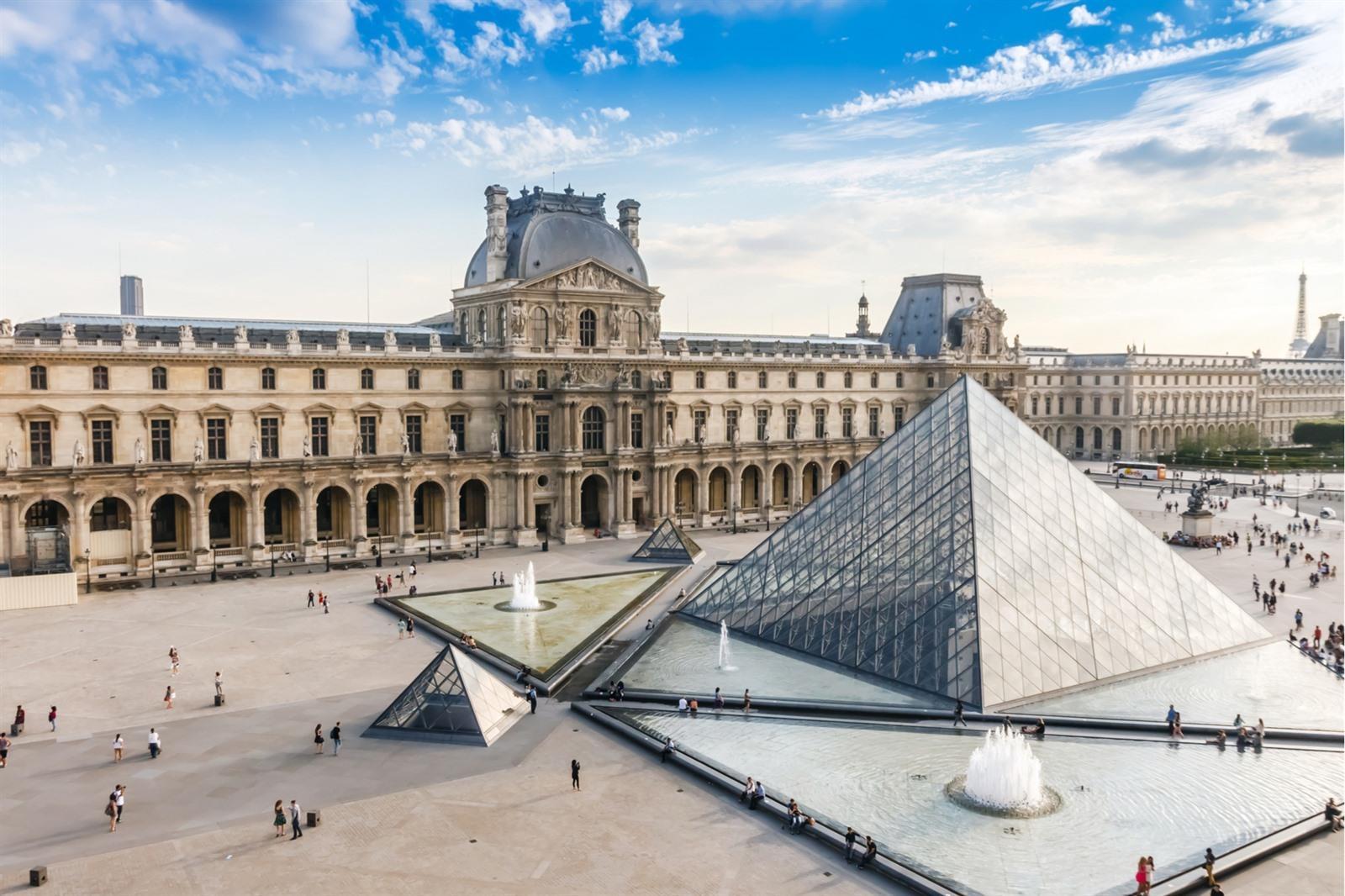 [Lokaal] Gratis Da Vinci Tentoonstelling in nacht, van 21 tot 24 februari @ Louvre Parijs