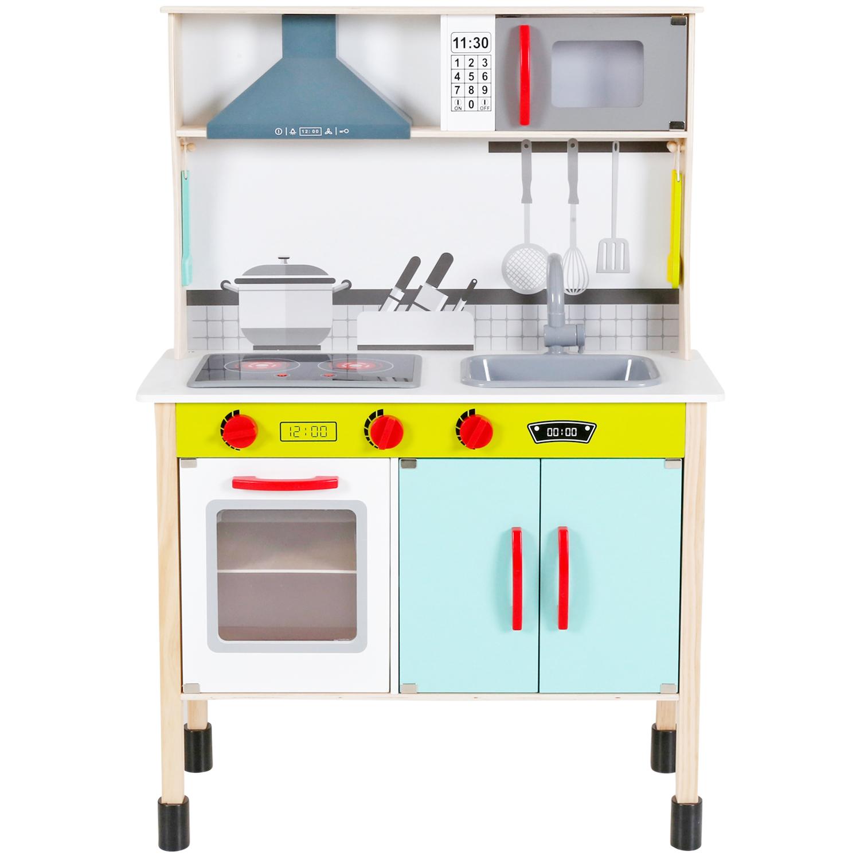 Mini Matters houten keukentje @ Action