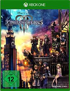 Xbox One / PS4 - Kingdom Hearts 3 - Amazon.de (USK)