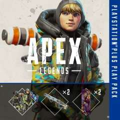 Gratis Apex Legends: PlayStation Plus Play Pack (Wattson and Octane Skins) @ PSN